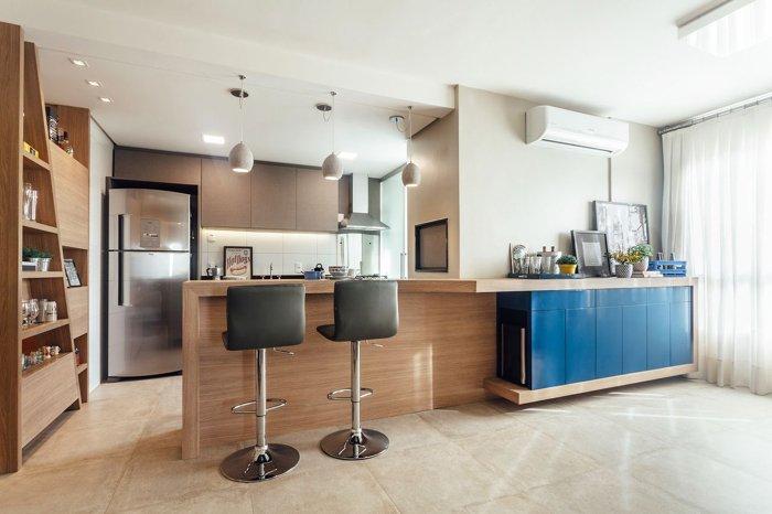 mutfakta yemek için tezgah