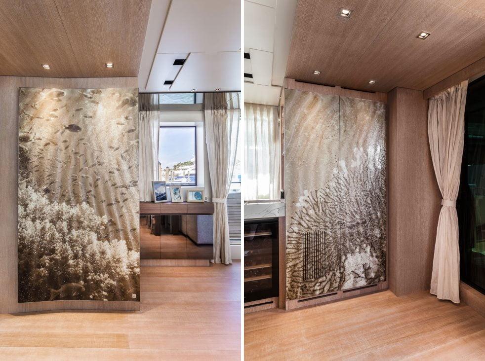 Alex Turco dekoratif paneller eviniz icin cagdas sanatin basyapitlari