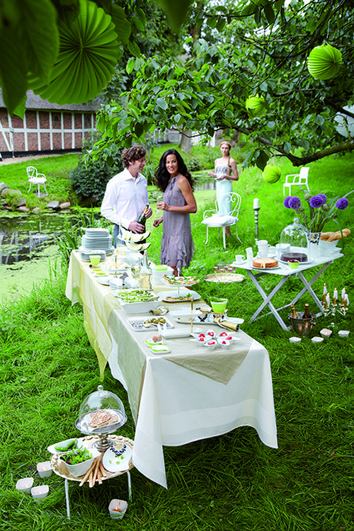orijinal doğum günü partileri bahçe partisi