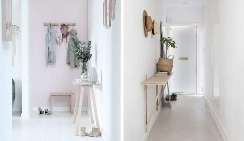 Coloca pequeños muebles decoradores