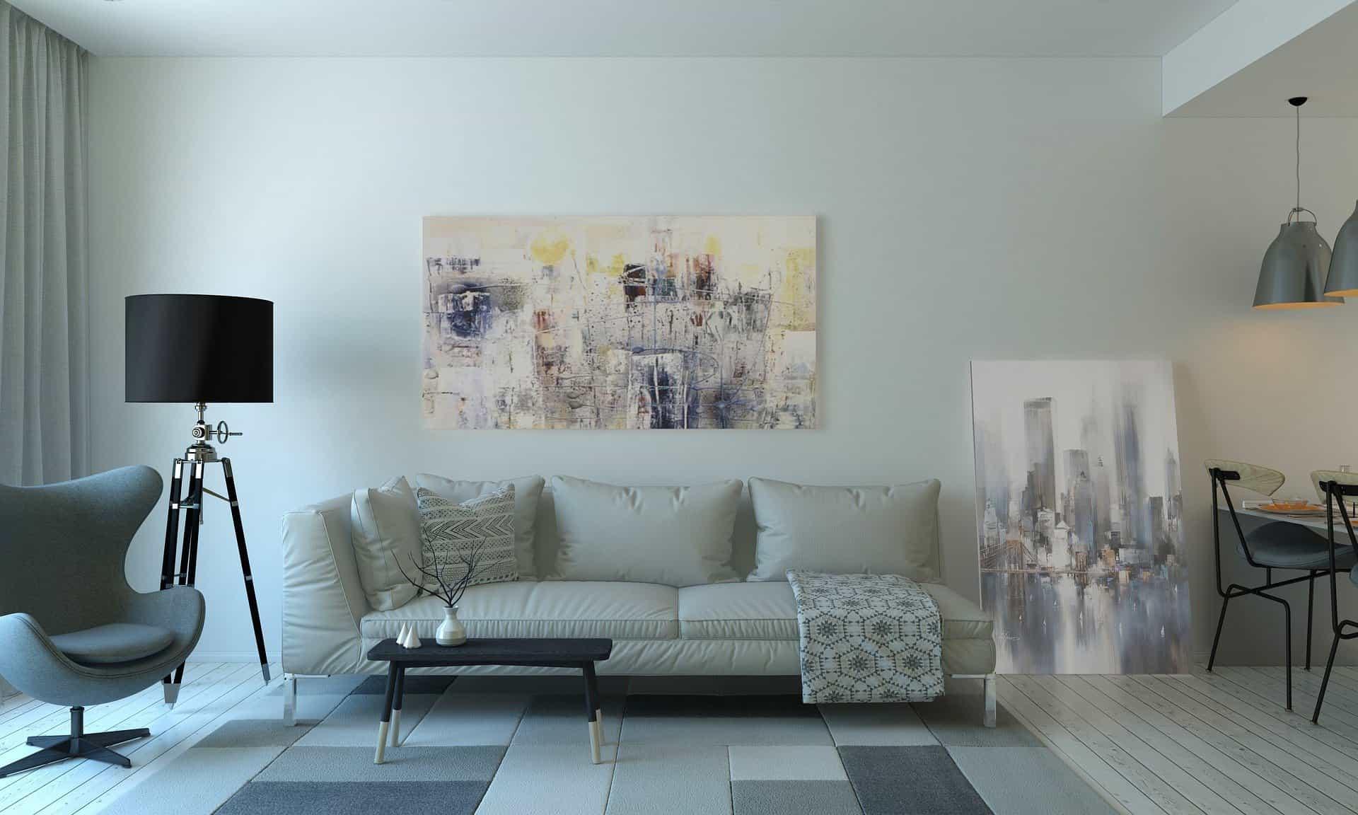 mobilya duvar sanatı