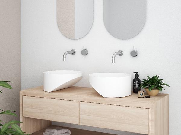 ZenPlus tasarım lavabo