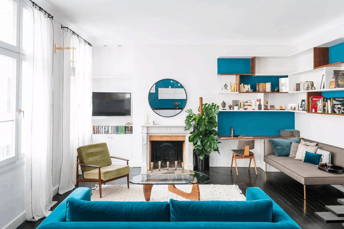Evi modernize etmek için pratik ve basit fikirler