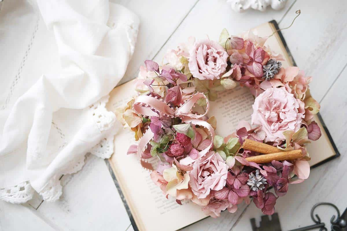 Evinizi korunmuş çiçeklerle dekore edin
