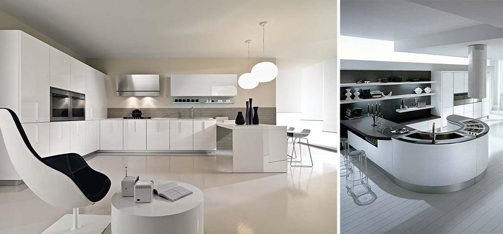 Gelecegin futuristik ic tasarimi ve mobilyalari