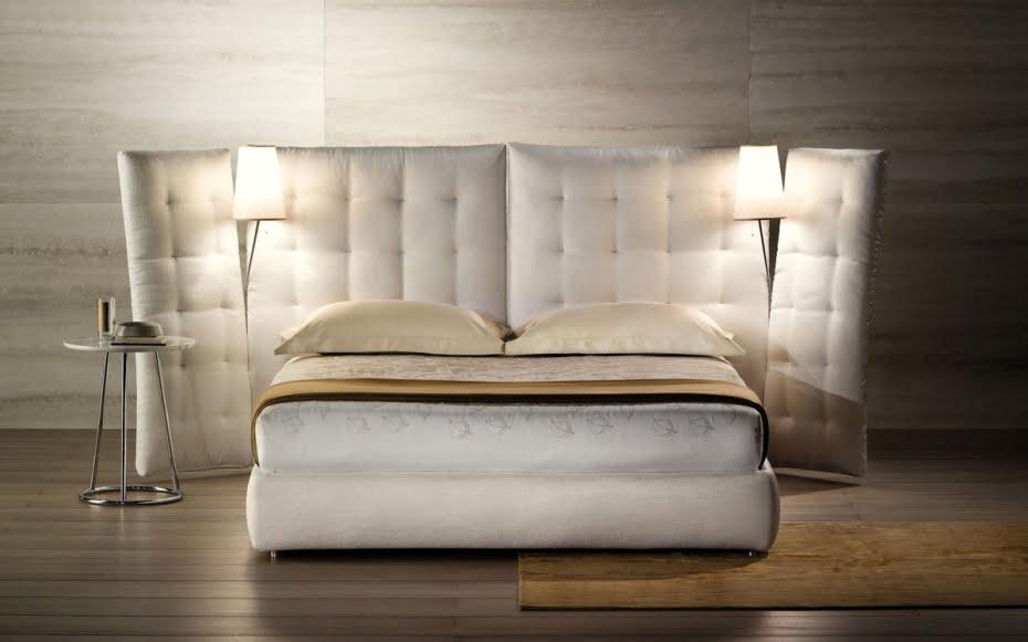 Herkes için bir kafa: Alışılmadık bir başlığa sahip 20 yatak