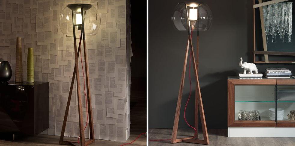 Işıktan daha fazlası: Herkesi şaşırtacak 15 zemin lambası