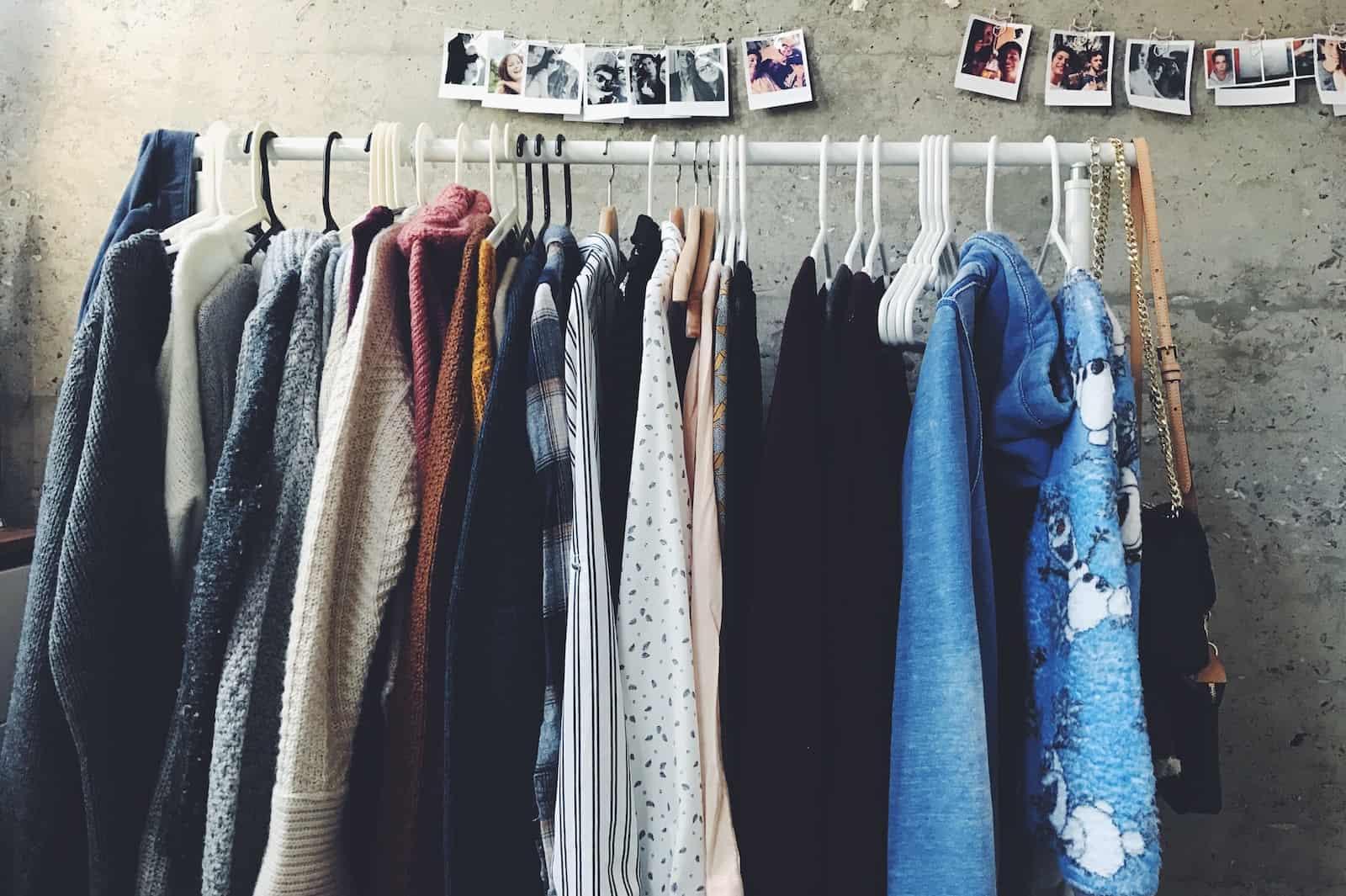 küçük giyinme odaları