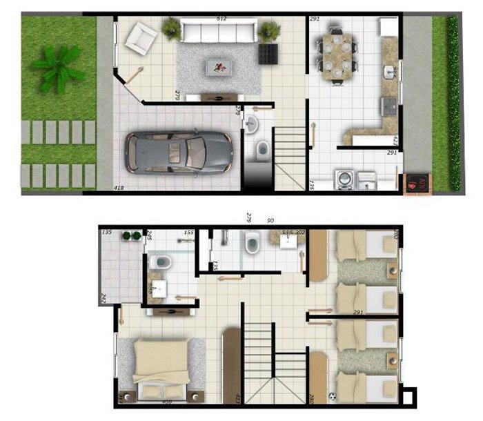 mimari tasarım planı