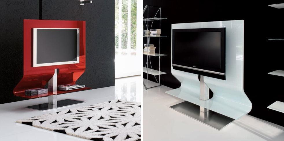 Oturma odasına TV yerleştirmek için 15 seçenek