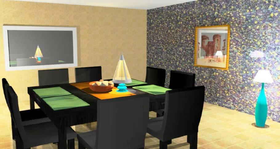 Oturma yemek odasi