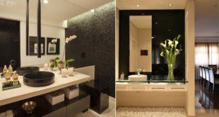 dois modelos de cubas de sobrepor para lavabos