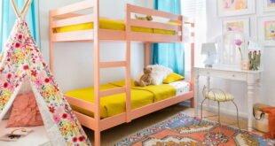 Ranzalı çocuk odalarının modern iç mekanları (80'den fazla fotoğraf)