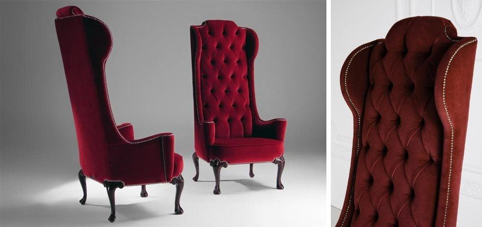 Voltairein sandalyesi bir efsanenin modern yuzu