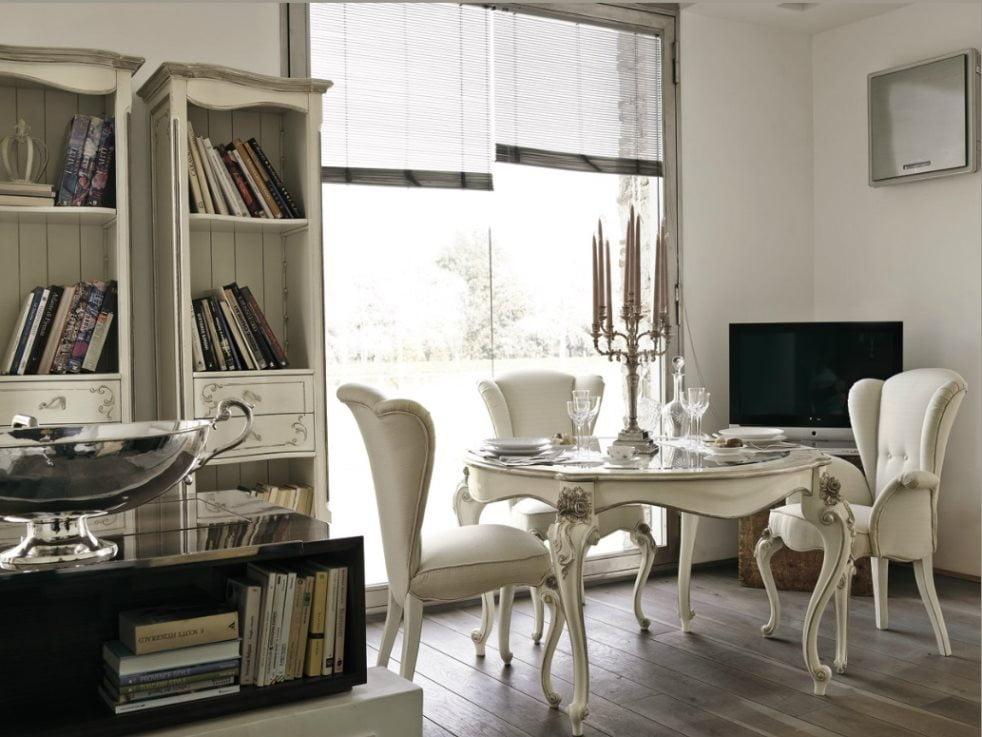 Yemek masası için farklı sandalyeler: 5 başarılı kombinasyon