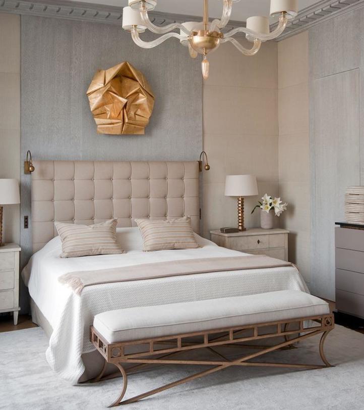 Yumusak baslikli yataklar icin en iyi tasarim cozumleri 100 fotograf