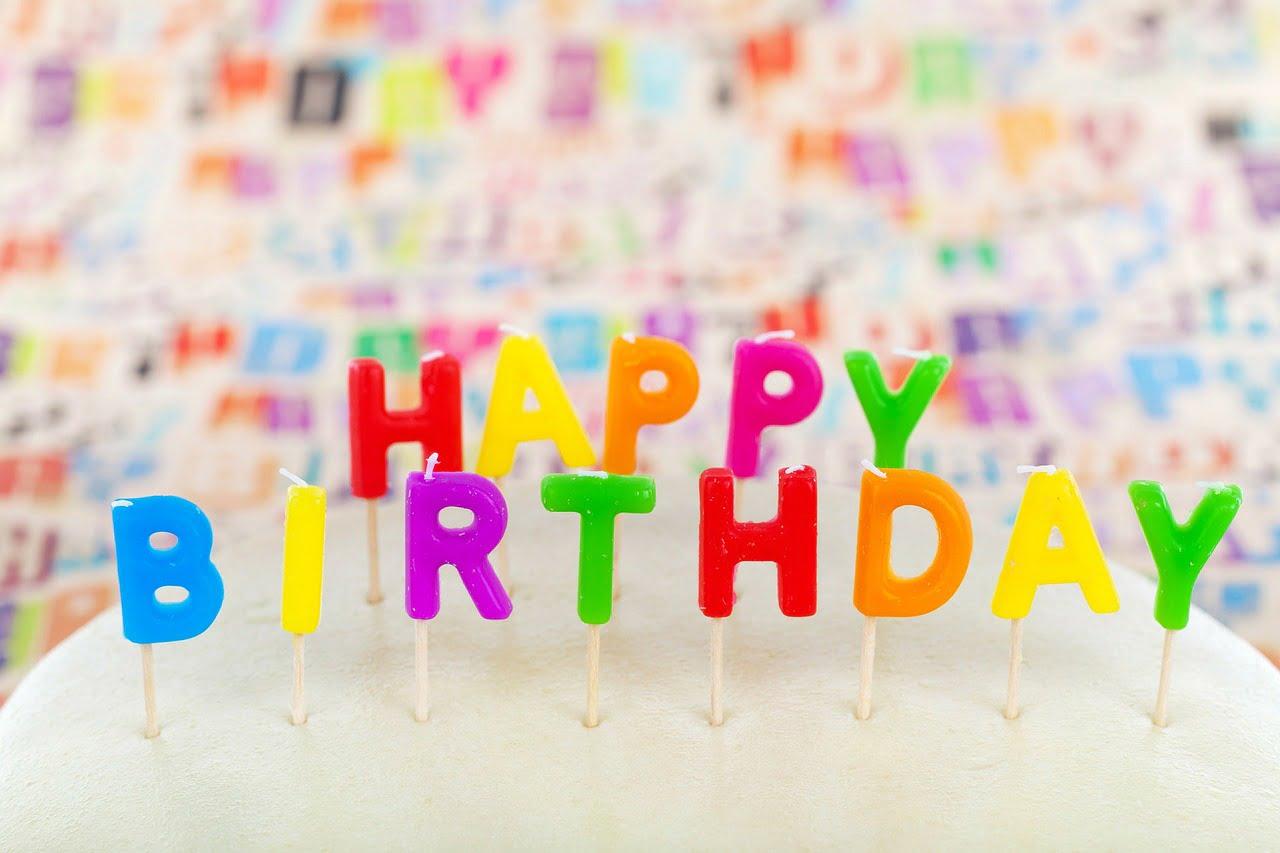 feliz cumpleaños - carteles de cumpleaños infantiles