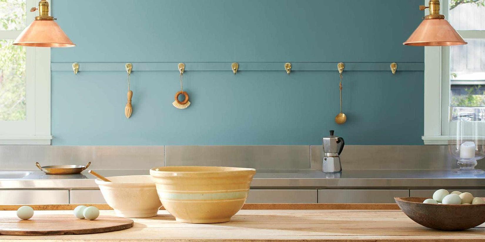Bu, bu yıl evinizi boyayabileceğiniz en rahatlatıcı renktir.