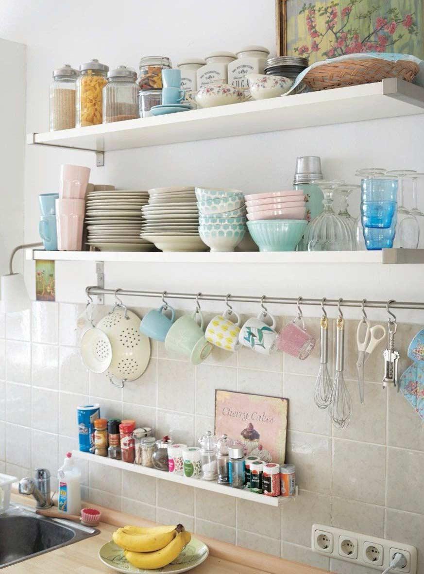 miroytengo blog estantes cocina decoracion