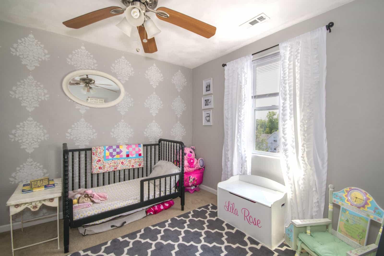 Çocuk Odalarını Boyamak İçin 26 Fikir