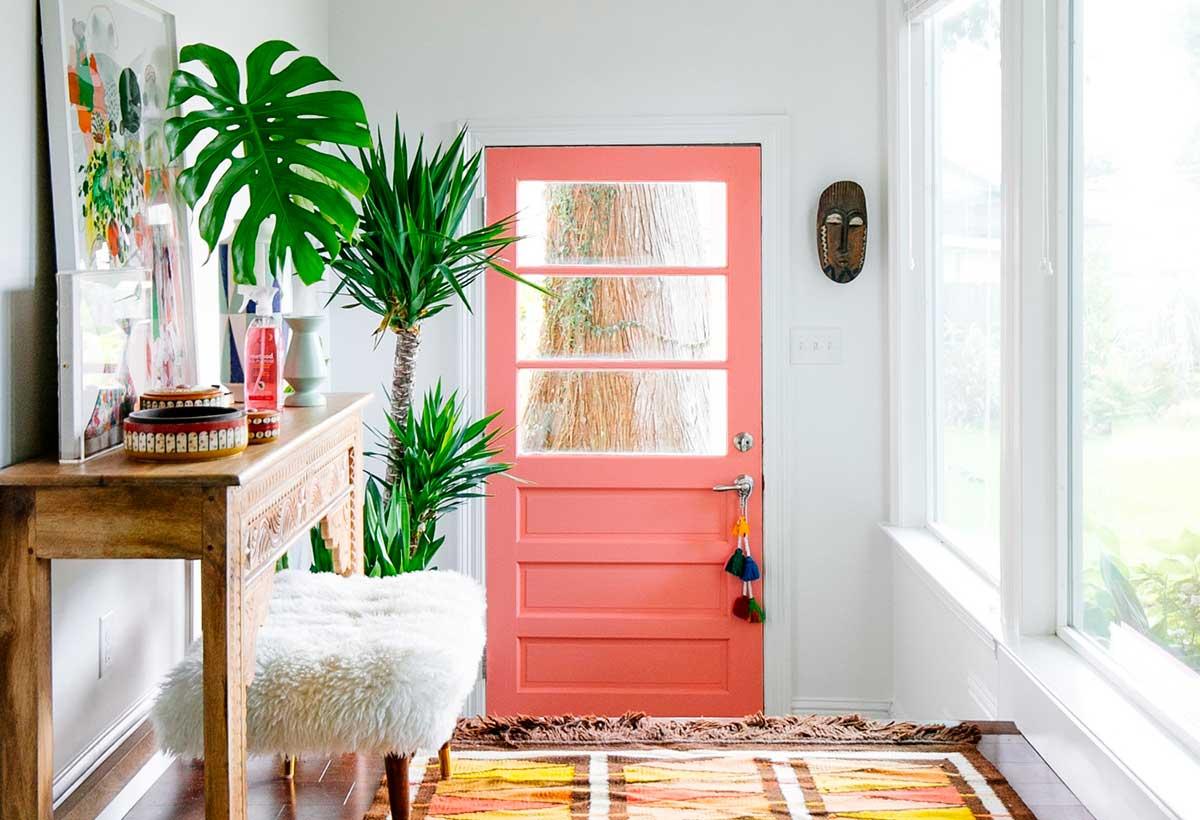 İç kapıları boyayarak ve kişiselleştirerek evinizi yenileyin