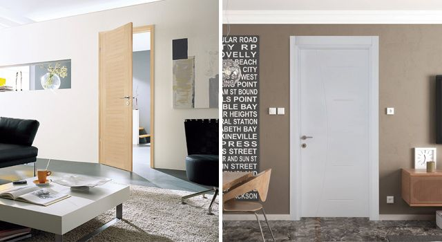puertas modernas tendencias