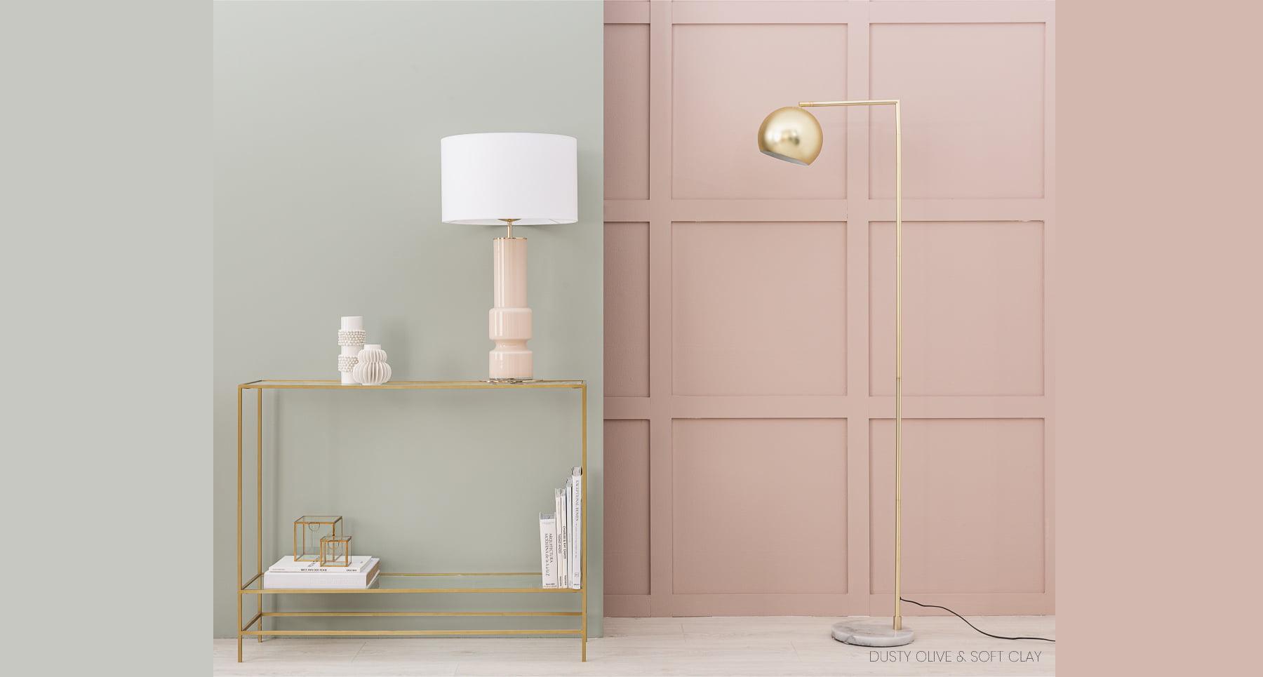Kenay Home ve Bruguer'in 12 güzel rengi ve yeni boya listesi