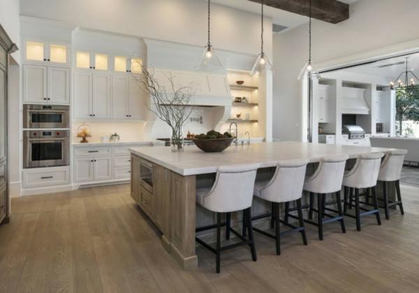 ada ile modern mutfak zarif mobilya minimalist dekor fikirleri mutfak