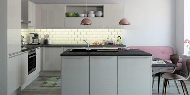▷ Adalı modern mutfak bu oda için en iyi çözümdür