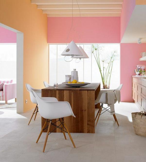 boya mutfak renk fikirleri renkli duvar tasarımı güzel mutfaklar