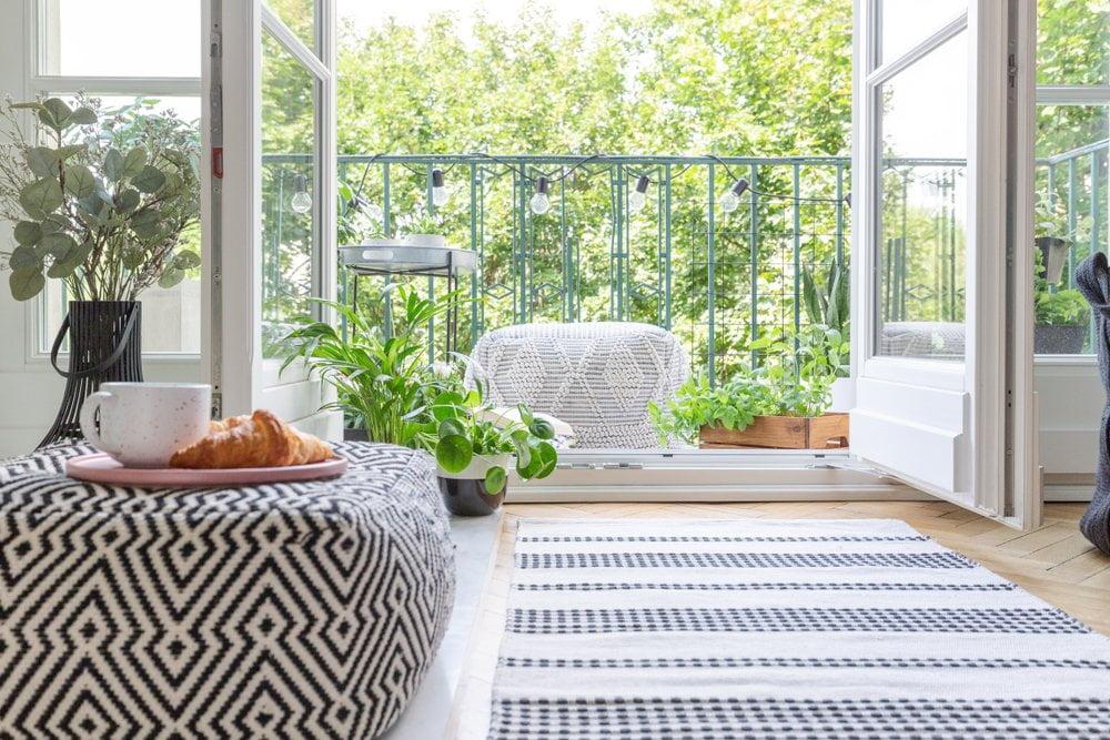 Balkonunuz için Vastu İpuçları