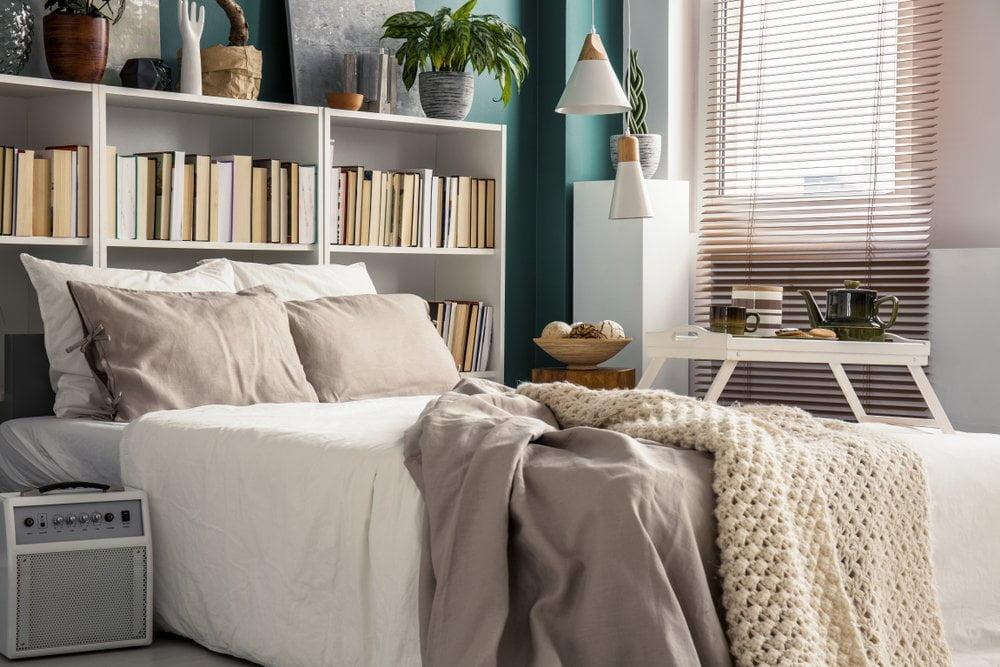 Kompakt Yatak Odalarınızı Çarpıcı Gösterecek 6 Uzman Ev Dekorasyonu Fikri