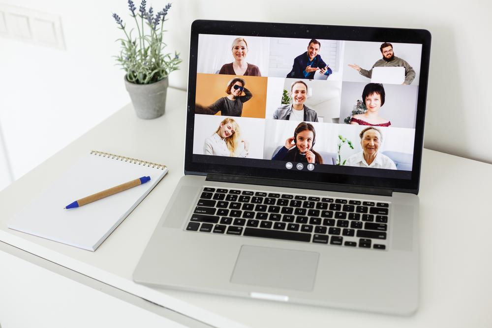 Evde sanal toplantılar