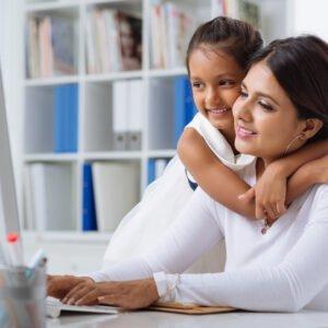 Çocuklarla Evden Çalışmak İçin 10 Temel İpucu
