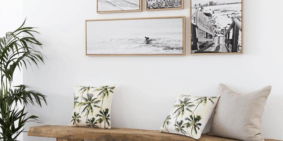 Duvarlardaki resimlerle süsleyin