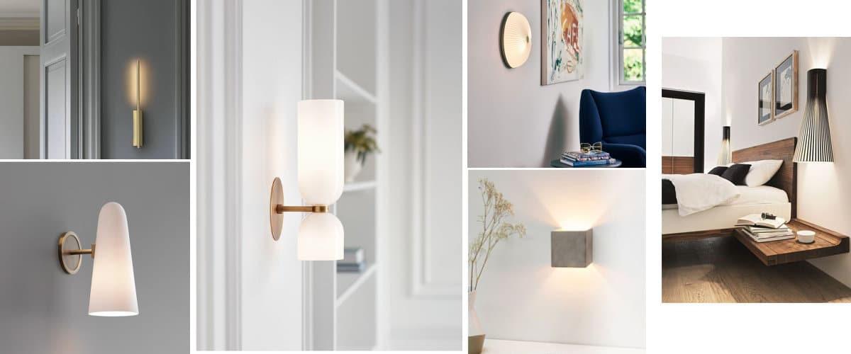Sabit duvar lambaları