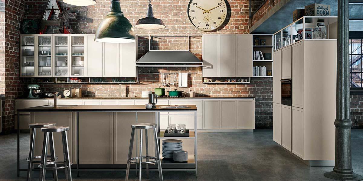 Endüstriyel bir mutfak nasıl dekore edilir