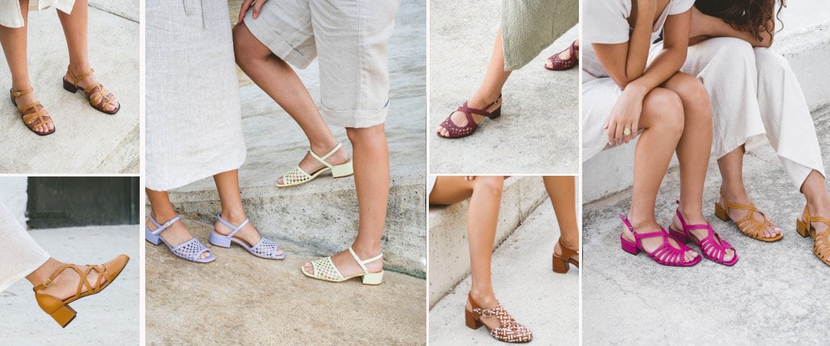 Naguisa Örgülü Ayakkabı