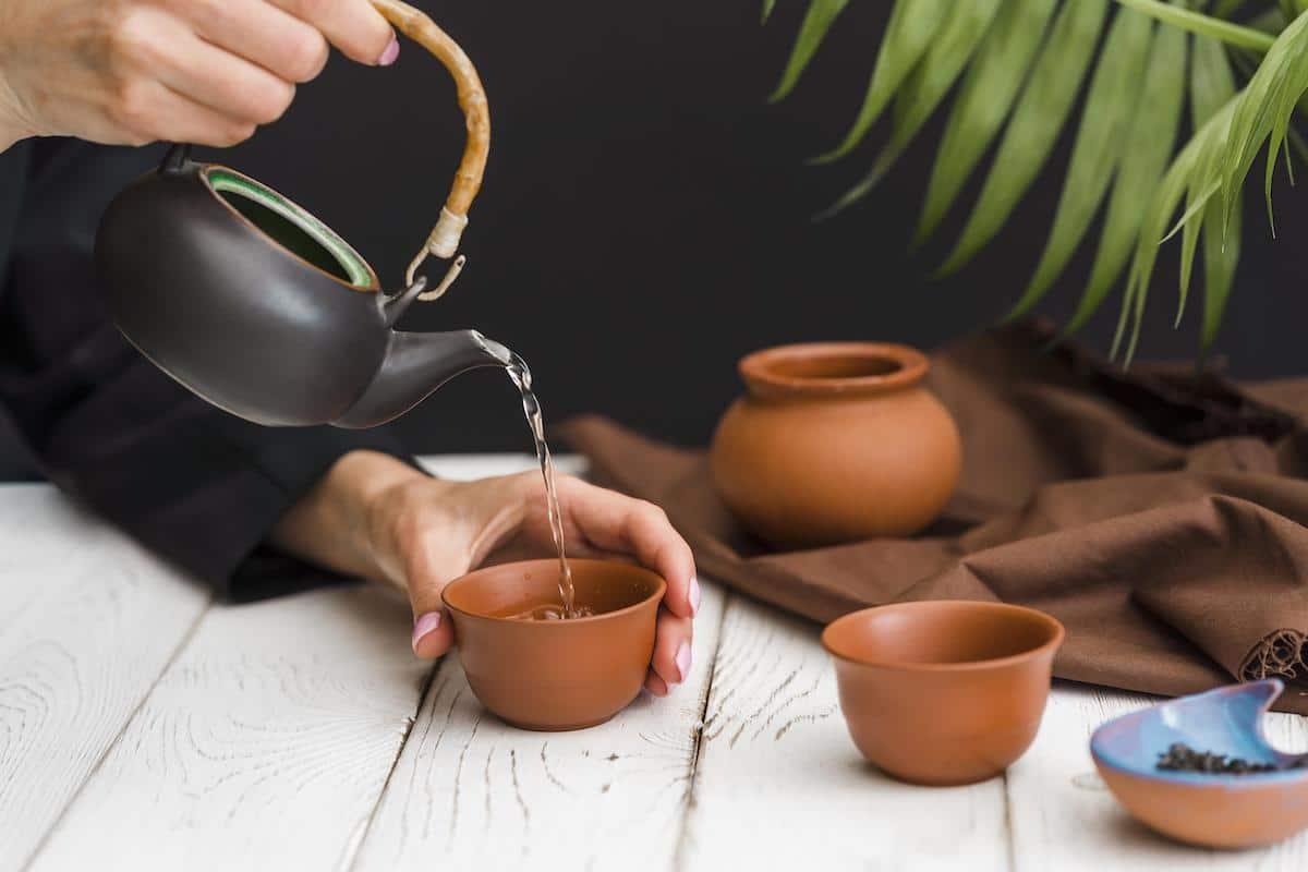 Çay infüzyonları sağlıklıdır.