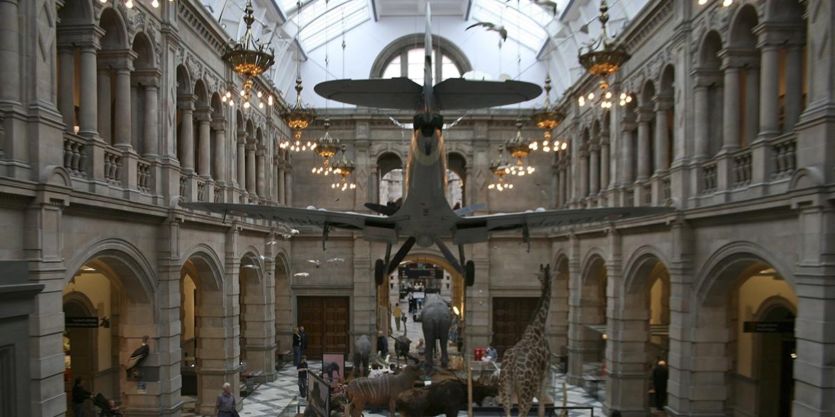 Glasgow Müzeleri