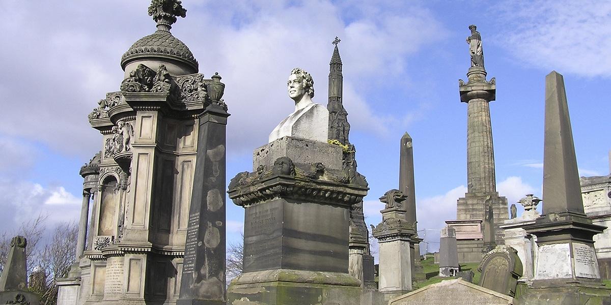 Glasgow Nekropolü