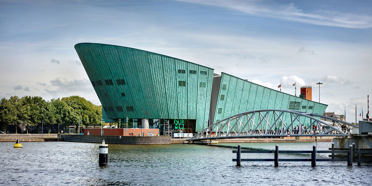 Amsterdam Bilim Müzesi