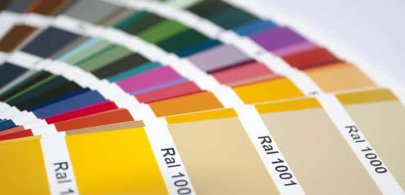 RAL renkleri