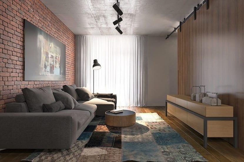 iyi dekore edilmiş oda