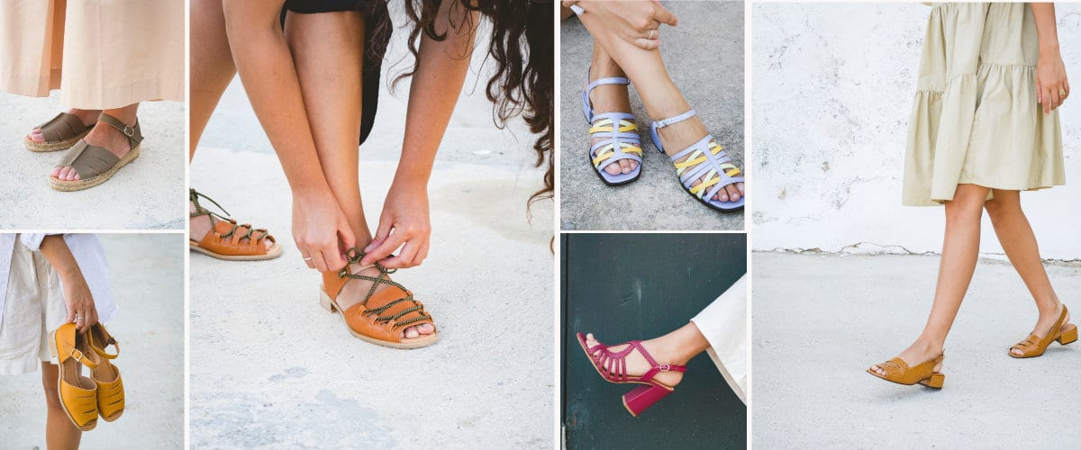 Naguisa ilkbahar-yaz 21 ayakkabı, öğrenin!