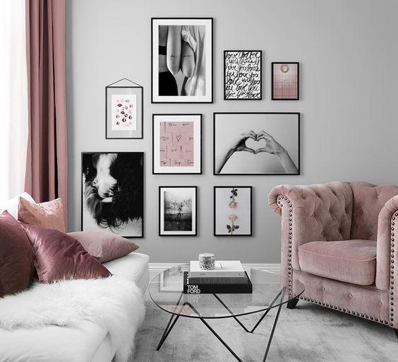 Bir Evi Resimlerle Döşemek?  İpuçlarımızı keşfedin