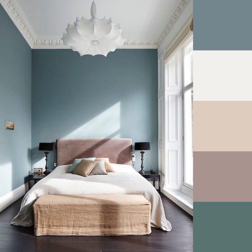 duvarların ve mobilyaların renkleri nasıl eşleştirilir