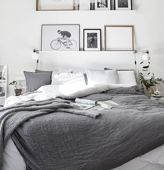 yerden tasarruf sağlayan yatak odası