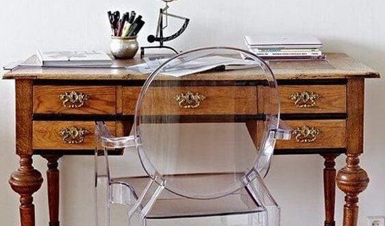 Antika ve modern mobilyalar: stiller nasıl karıştırılır
