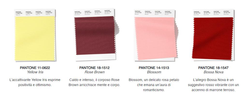 pantone dekor renkleri 2020